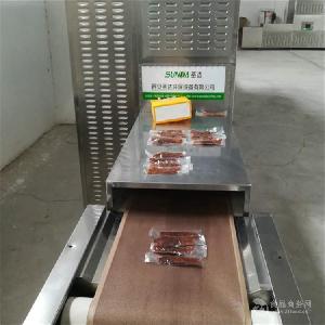 牛肉干微波杀菌设备牛肉干烘干机