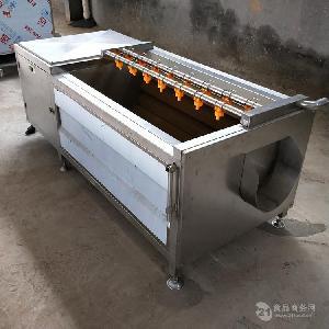 红薯清洗去皮机 根茎类果蔬清洗
