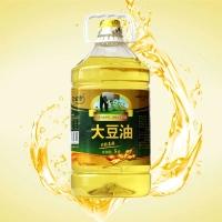 玉金香非转一级大豆油5L