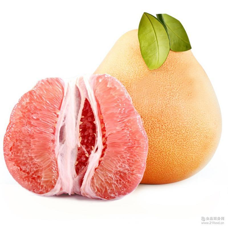 福建琯溪蜜柚平和三红柚新鲜孕妇水果红肉精品三红柚五斤装包邮