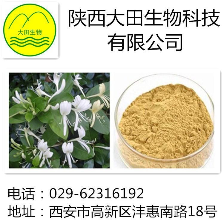 绿原酸98% 金银花提取物 主营产品