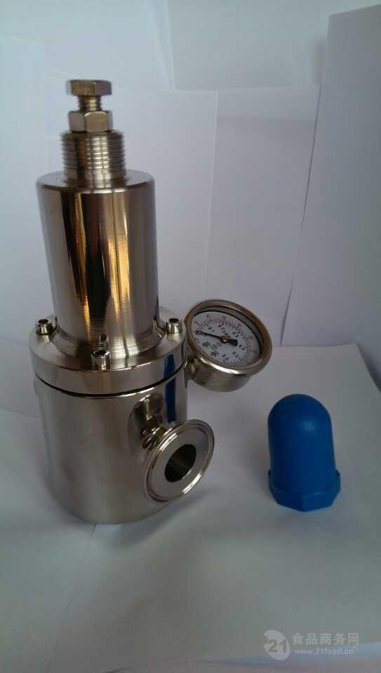 进口卫生级减压阀