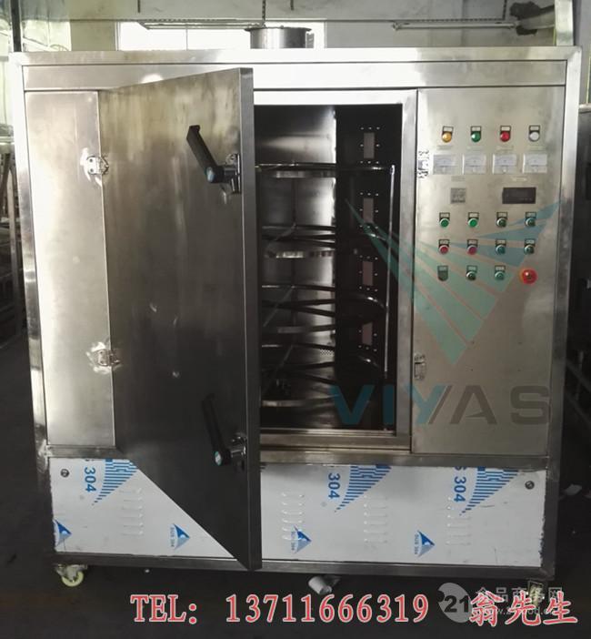 25KW微波盒饭加热机铁路指定供应商