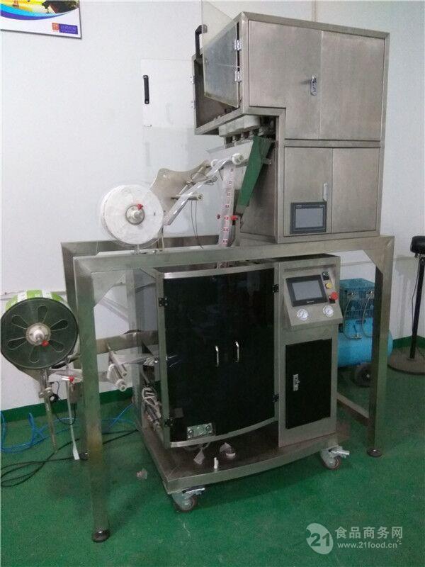 供应混合代用茶包装机果根叶代用茶包装机混合植物代用茶包装