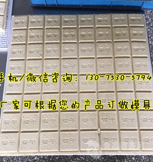 大型豆制品加工厂设备  全自动豆腐干机械【价格】做豆干的机器