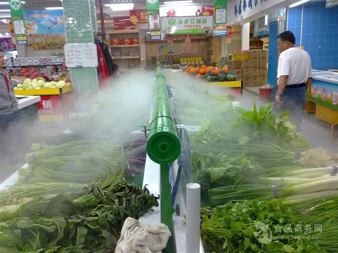 蔬果保鲜喷雾加湿机器