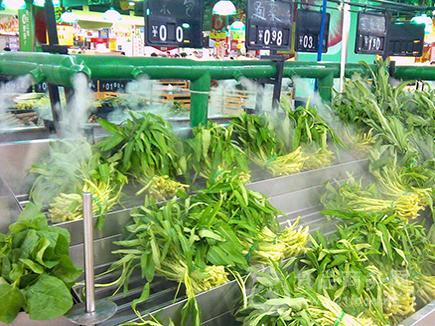 蔬菜喷雾加湿器