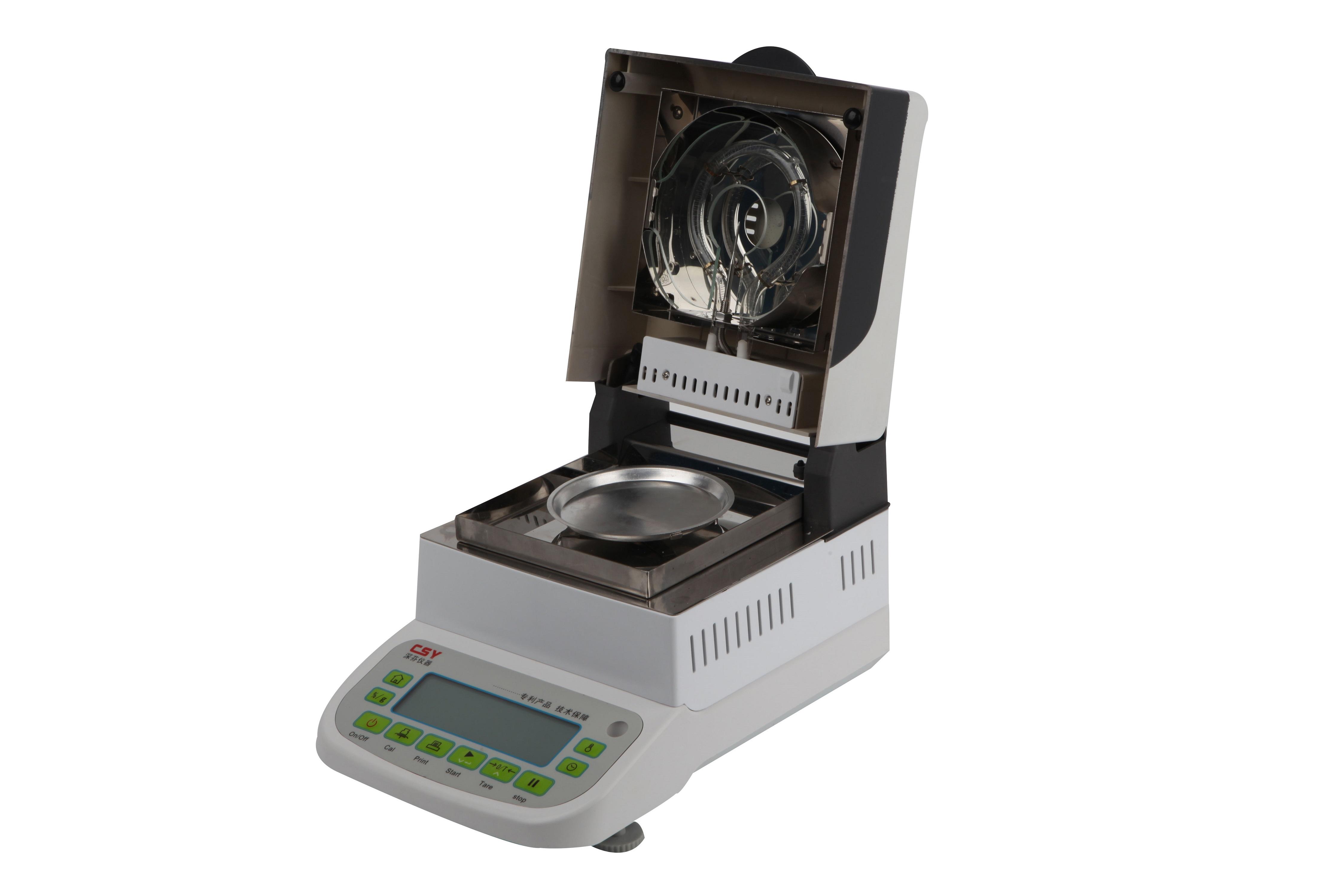 卤素快速水分检测仪