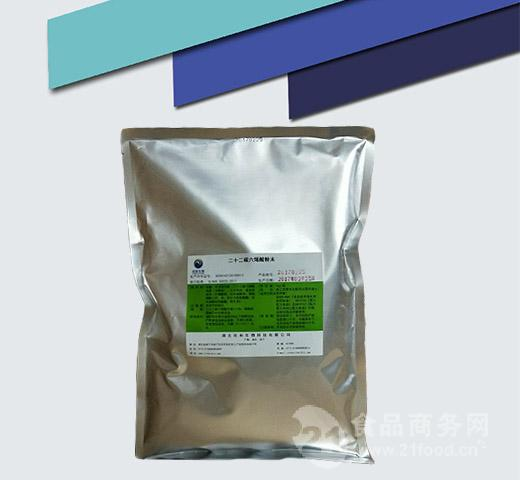 二十二碳六烯酸DHA用量添加参考量