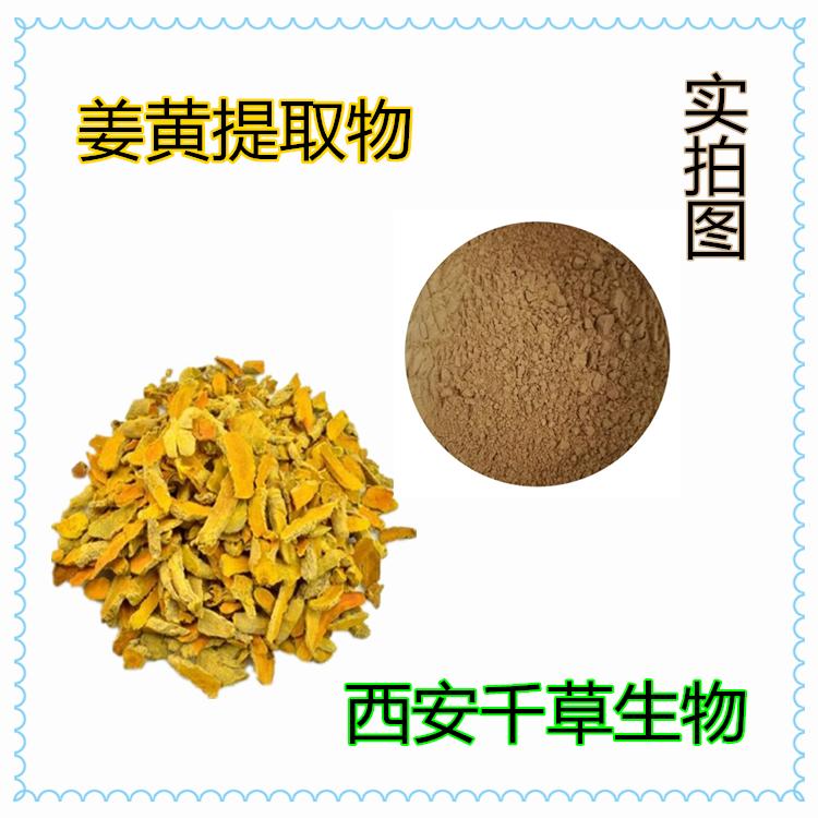 片姜黄提取物 厂家专业生产动植物提取物 定做纯天然浓缩流浸膏