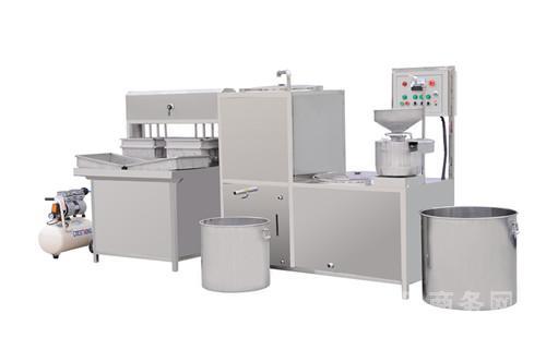 江苏多功能豆腐机器豆腐机生产厂家豆腐机械占地面积小
