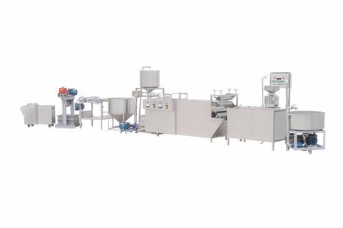 新疆大型豆腐皮机器豆腐皮生产线豆腐皮机厚薄可调
