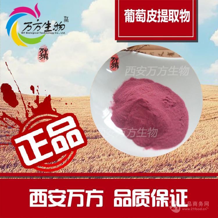 白藜芦醇5%   天然葡萄皮提取物   葡萄皮多酚20%  批发价格