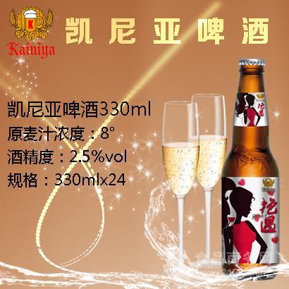 24瓶装小瓶啤酒  330毫升夜店专用啤酒