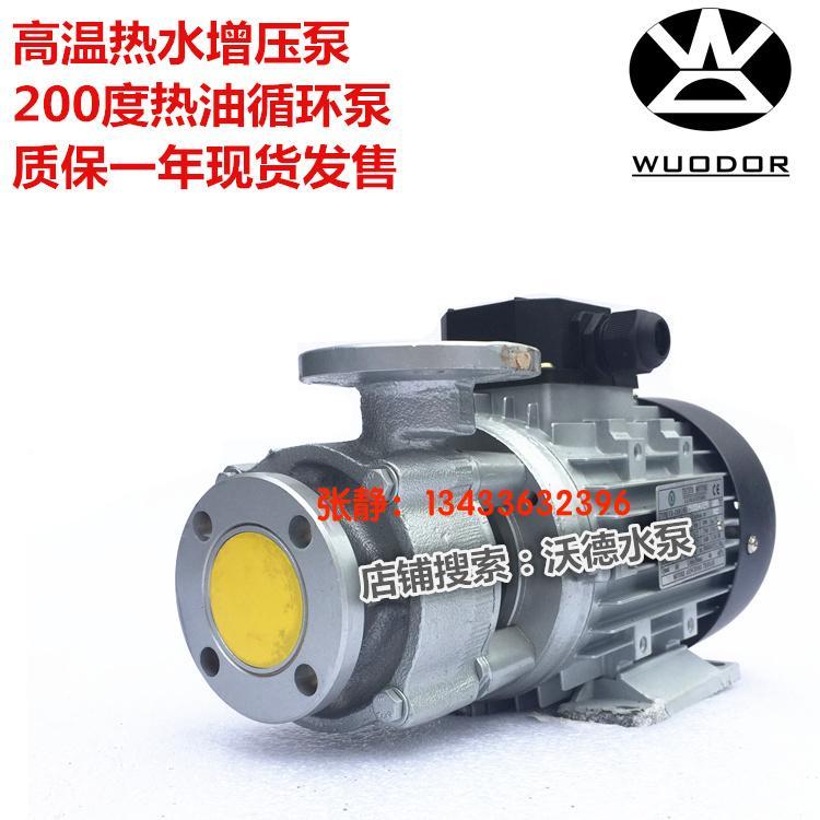 YS-20B泵 750W模温机热油泵 热水循环泵 高温油泵