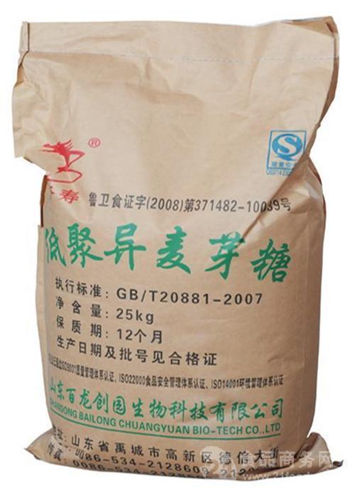 百龙创园低聚异麦芽糖甜味剂