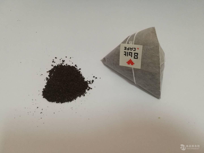 一次性冷泡咖啡三角袋包装机