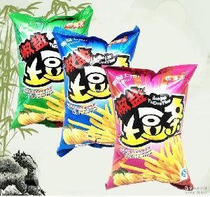薯条椒盐土豆条100g*60包膨化休闲食品KTV 土豆条零食脆爆虎