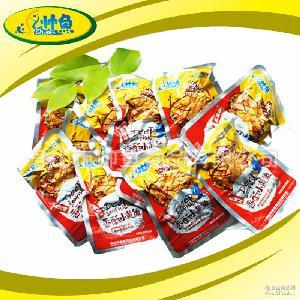 精品熱賣 原味麻辣1000g原味香酥小黃魚 舟山特產香酥小黃魚