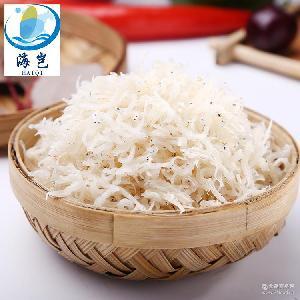 新鲜干货银鱼海产品批发 福建东山特产银鱼干 高品质高营养海产品