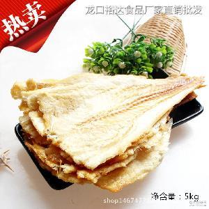 深海烤鱼片松软鱼饼即食海鲜零食山东特产