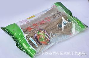 粉条400克/30 厂家批发浏阳红薯粉丝 干货批发