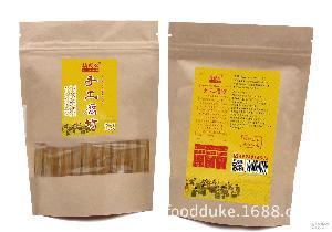 福国公手工腐竹无添加手工制作430g/袋豆腐皮客家特产厂家直供