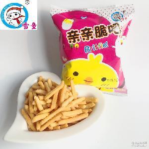 零食 微商 一件包邮 膨化食品休闲小零食散装称重雪童咪咪虾条
