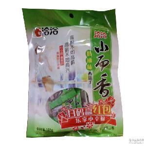 洽洽小而香西瓜子奶油味108g瓜子恰恰坚果炒货批发