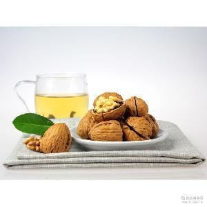 17新货坚果零食 美食美味奶油椒盐手剥纸皮熟核桃特价每箱20斤