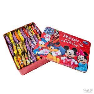 米奇系列 甜言蜜語曲奇餅干268g 迪士尼授權商品