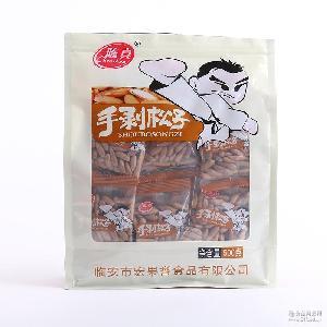 廠家直銷 原味高品質松籽500g 大顆粒新貨薄殼手剝松子