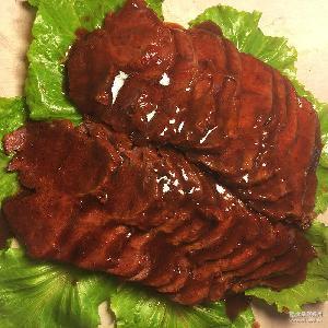 真空保鲜熟食酱牛肉 厂家直销肉类食品零售五香酱牛肉 酱牛肉