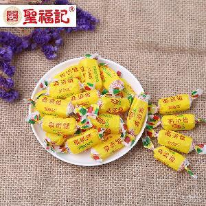 山東特產5斤兒童糖果懷舊零食婚慶喜糖 圣福記高粱飴 水果軟糖