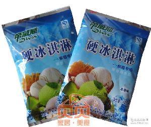 批發家庭小包裝帝威斯硬冰淇淋粉自制冰激凌粉雪糕粉飲品100克裝