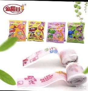金稻谷果汁软糖