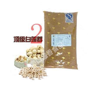 海口盛香餡料月餅專用餡料 精品白蓮蓉 5KG/包 特級餡料