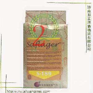 供應啤酒酵母 特種酵母 精釀啤酒酵母 啤酒干酵母S-33進口酵母