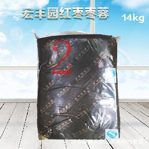 宏丰园 月饼馅料水果味红枣枣蓉烘焙专用馅料14kg装量大从优 修