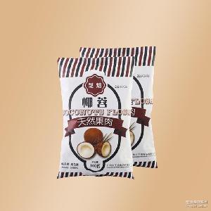 原裝100g 芝焙椰蓉椰絲椰蓉粉面包蛋糕餅干裝飾diy椰絲球烘焙原料