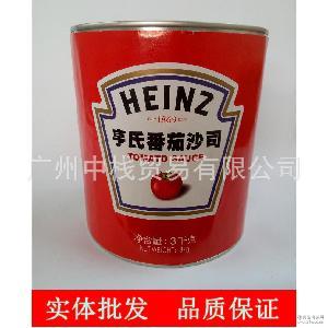 亨氏番茄酱3kg 汉堡 番茄调味酱 番茄沙司