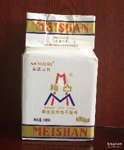 烘焙 梅山 面包/饅頭 高糖型 發酵粉 即發高活性干酵母粉 500g