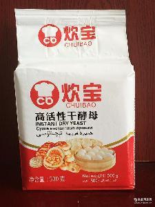 烘焙原料 點心發酵粉 500g 包子 安琪炊寶 各種饅頭 高活性干酵母