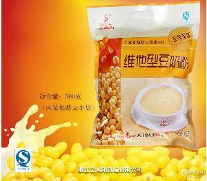 宝嘉力维他型豆奶粉 营养美味500克  新鲜大豆 休闲早餐
