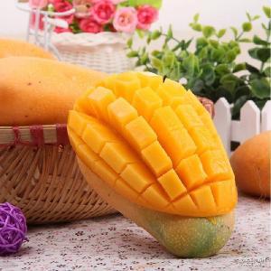 新鲜水果一件代发 新鲜芒果金煌芒 【PC】四川攀枝花特产水果