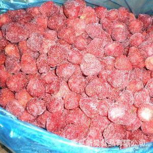 品質多樣 【圖】 速凍草莓 供應新季冷凍草莓 質量保證