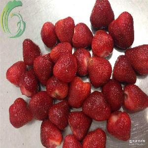大量供應出口級冷凍甜草莓