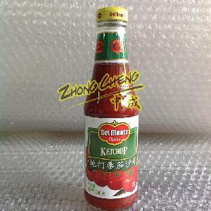 Del Monte/地扪番茄沙司340g 美国进口 炸薯条  番茄酱
