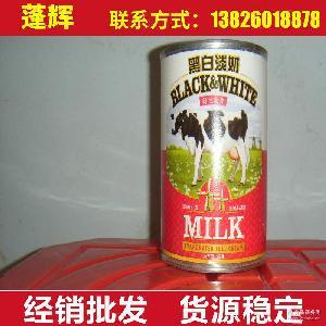 黑白淡奶 (荷蘭全脂淡煉乳)東南亞中西等等 蓬輝皮