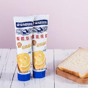 雀巢鷹嘜煉奶 原味含糖煉乳 土司面包伴侶蛋撻液烘焙原料正品185g
